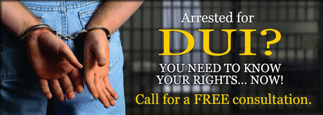 DUI Law Firm | DUI Law Firm | Scoop.it