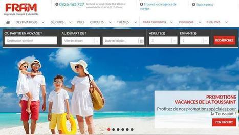 Après le Club Med, Fram est convoité par un géant chinois du tourisme | La Chine en France - tourisme & affaires - | Scoop.it