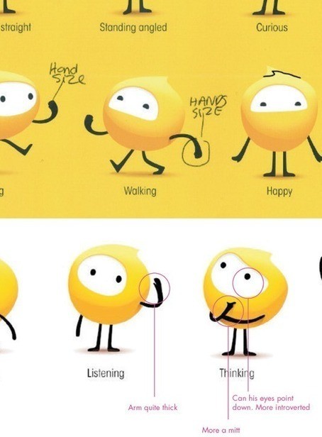 How to create a cute mascot audiences will love | my like | Scoop.it