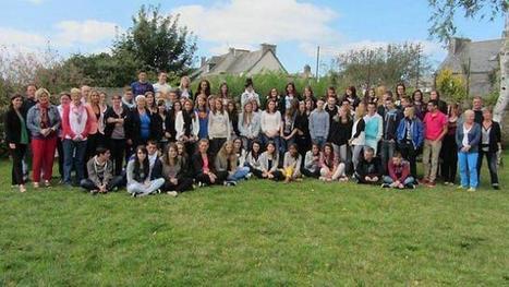 140 élèves ont fait leur rentrée à la maison familiale | MFR PLOUNEVEZ-LOCHRIST | Scoop.it