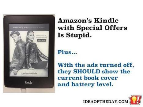 Amazon Should Offer a Free Way to Remove Ads From | PrintableCoupons | Scoop.it