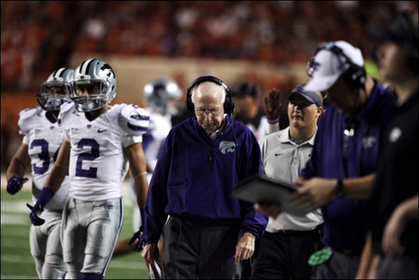K-State's Whitehair added to Lombardi Award Watch List - KSN-TV | All Things Wildcats | Scoop.it