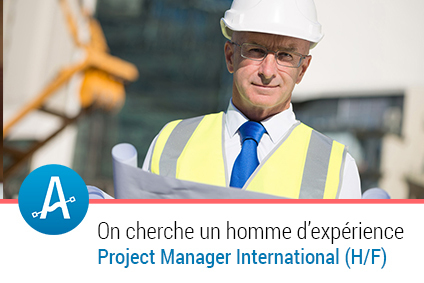 Project Manager Construction (H/F) | Emploi #Construction #Ingenieur | Scoop.it