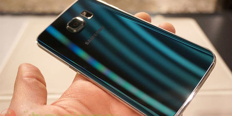 Top 5 Samsung Galaxy S6 Easily Broken Parts   All about smartphone   Scoop.it