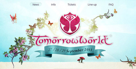 Tomorrowland Coming to America: Q&A With TomorrowWorld's Shawn Kent | Tomorrowland | Scoop.it