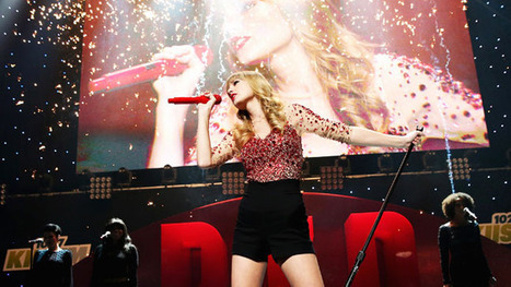 Taylor Swift Scores 'Long Term Partnership' With Diet Coke | Major Artist partner with major companies; New ways of promoting and advertising, what does this mean for live performances? | Scoop.it