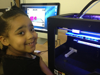 Libraries Lead the 3D Printing Revolution | TechSoup for Libraries | Library Corner | Scoop.it