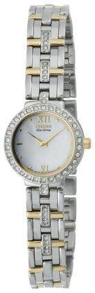 Citizen Women's EW912455D EcoDrive Silhouette Crystal Watch | I love beauty | Scoop.it