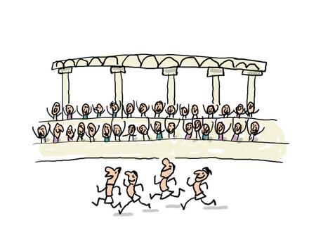 Qui a inventé les Jeux olympiques ? | FLE enfants | Scoop.it