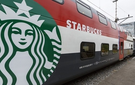 Ceux qui aiment Starbucks prendront le train | Industrie agroalimentaire | Scoop.it