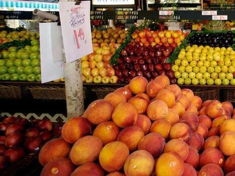 Report: Fresh fruit is most popular snack in U.S. | Troy West's Show Prep | Scoop.it