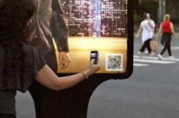 Los códigos QR invadieron el paisaje urbano - 23.11.2011 - lanacion.com  | VIM | Scoop.it