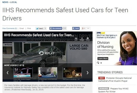 Keeping Teen Drivers Safe with Used Cars from Reliable Auto Dealers | Seaport Auto | Scoop.it