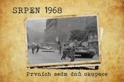 Události roku 1968   Historie   digitální vyprávění příběhů   Scoop.it