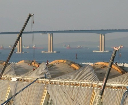 Anuncian inauguración del Museu do Amanhã de Calatrava para ... - Plataforma Arquitectura | retail and design | Scoop.it