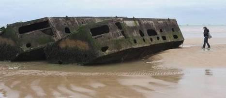 Débarquement : la nouvelle bataille d'Arromanches | Revue de Web par ClC | Scoop.it