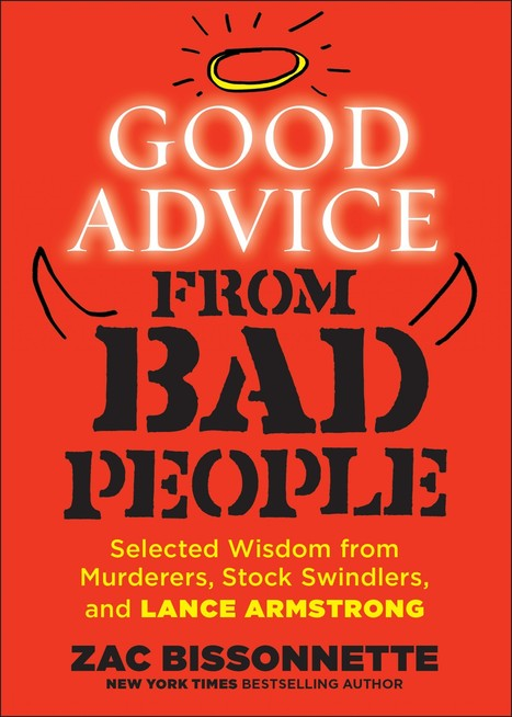 The Woo Group RBC Wealth Management Tokyo | Color of Money: 'Good Advice from Bad People' and the Financial Tips 'they' Give | RBC Woo | Scoop.it