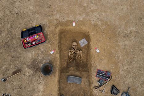 Archéologie : des guerriers gaulois découverts dans la plaine de Troyes | Histoire et archéologie des Celtes, Germains et peuples du Nord | Scoop.it