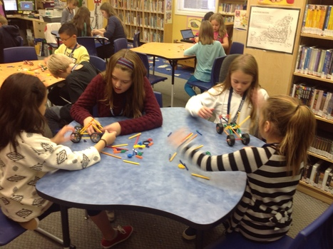 Deconstructing the Learning Commons at Home.: Inspiring the next generation! | HCS Learning Commons Newsletter | Scoop.it