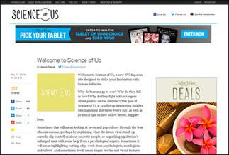Revista New York lança site de ciências sociais - JW | CoMuNiC@ÇãO | Scoop.it