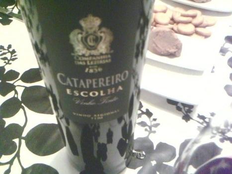 #Vinhodanoite Tinto Catapereiro escolha 14.5º   #vinhodanoite   Scoop.it