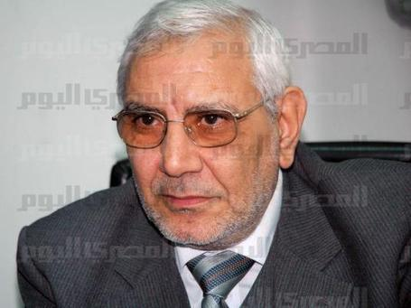 Abou el Fotouh denies alliance with Salvation Front | Égypte-actualités | Scoop.it
