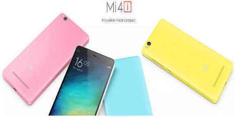 Smartphone Xiaomi MI4I: Prezzo e Caratteristiche Dettagliate | Recensioni e Opinioni Sui Tablet - Compraretech | Scoop.it