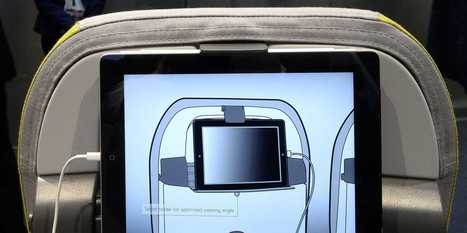 Aircraft Suppliers Want To Pack Planes With Tablets And Holograms - Business Insider | TechArc | Scoop.it