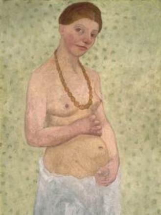 Vidéo : la peinture intense et féminine de Paula Modersohn-Becker racontée par Marie Darrieussecq | Creativ Focus | Scoop.it