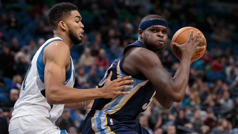 How Do the Wolves and Grizzlies Stack Up in the West? | Cultural Criticism | Scoop.it