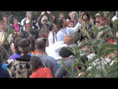 Célébration d'Ouverture du Feu Sacré 4 ♥ 5ème Festival du Chamanisme à T... | VISION QUEST | Scoop.it