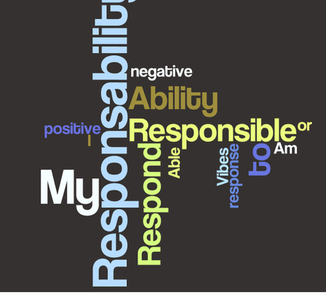 Personal Branding, el arte de invertir en ti (42). Marca personal y responsabilidad. | Personal Branding | Scoop.it