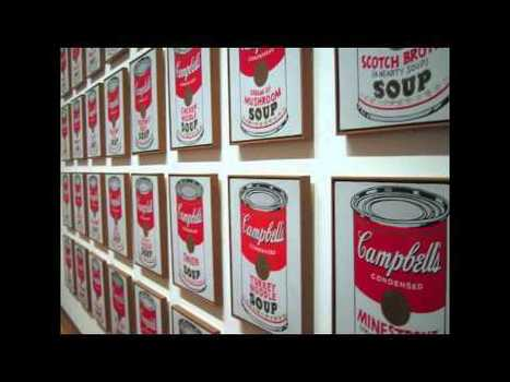 Andy Warhol, Campbell's Soup Cans: Why is this Art? | Education Technologies | Scoop.it | Scoop.it