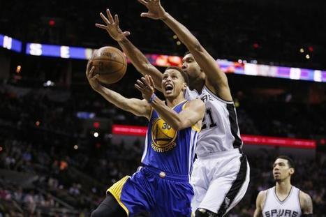 NBA MVP Odds 2015: Stephen Curry vs. James Harden For Top Award?   Basketball Locker   Scoop.it