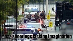 Shooting At The Naval Yard: No One Is Surprised That It Happened | News From Stirring Trouble Internationally | Scoop.it