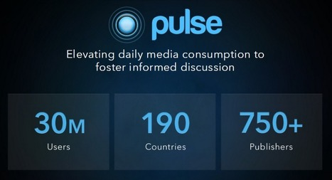 LinkedIn paid $90M in stock and cash for news reader Pulse | Content Marketing & Content Curation Tools For Brands | Scoop.it