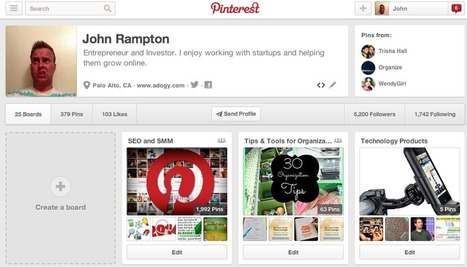Grow Your Business With Pinterest | Everything about PR | Scoop.it