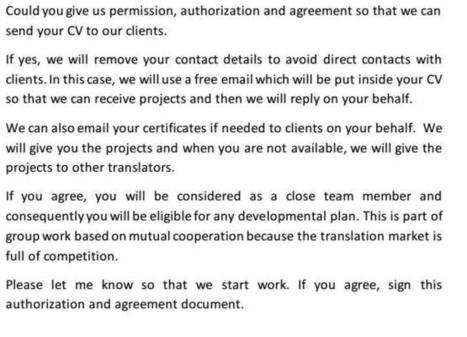 ahmed nada <trans3@silver-pens.com -scammer/identity thief | my translation work | Scoop.it
