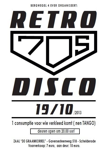 19 oktober 2013 - RETRO DISCO FUIF   GILKO OP DE FOTO   Scoop.it
