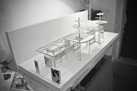 Le prototype de la station de bus du futur installé à Paris - Gare de Lyon | Urbanisme | Scoop.it