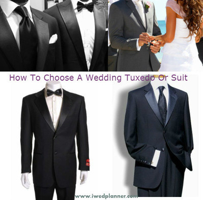 How To Choose A Wedding Tuxedo Or Suit | Wedding planning website | Scoop.it