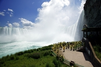Canada's largest international tourism trade show to take place in 2015 in Niagara Falls, Ontario, says CTC. | Canadian Tourism Commission | Canadian Tourism | Scoop.it
