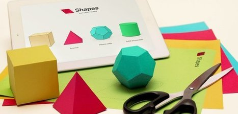 Shapes – 3D Geometry Learning | Math apps and Education | Scoop.it