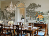 Textures Bring Good Taste to Traditional Dining Rooms   Designing Interiors   Scoop.it