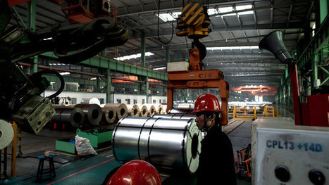 US paves way to raise duties on Chinese steel - FT.com   Year 2 Macro - Globalisation, Trade and Protectionism   Scoop.it