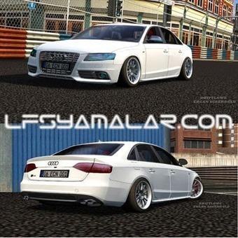 LFS Audi s4 Araba Yaması | lfsyamalar | Scoop.it