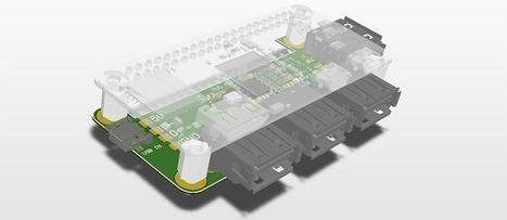 Yet Another Pi Zero USB Hub | Raspberry Pi | Scoop.it