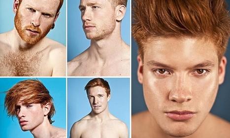 Rebranding redheads: Fashion photographer celebrates ginger men | Gay themed stuff I find interesting | Scoop.it