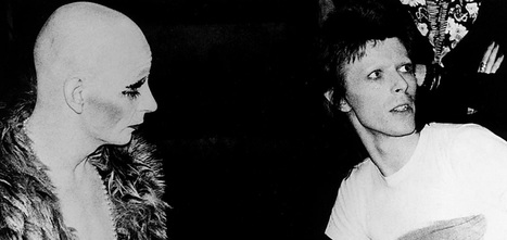 meet lindsay kemp, the man who taught bowie to dance  | read | i-D | B-B-B-Bowie | Scoop.it