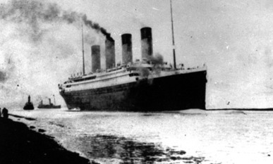 "On This Day: ""Unsinkable"" Titanic Lost After Hitting Iceberg 